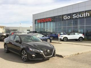 New 2020 Nissan Altima 2.5 Platinum for sale in Edmonton, AB
