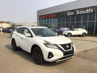 New 2020 Nissan Murano Limited Edition 4dr AWD Sport Utility for sale in Edmonton, AB