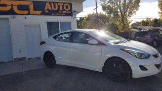 Used 2011 Hyundai Elantra GL for sale in Edmonton, AB