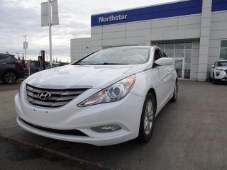 Used 2013 Hyundai Sonata GLS AUTO/SUNROOF/HEATEDSEATS/BLUETOOTH for sale in Edmonton, AB
