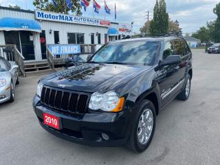 Used 2010 Jeep Grand Cherokee North-4x4-ACCIDENT FREE for sale in Stoney Creek, ON