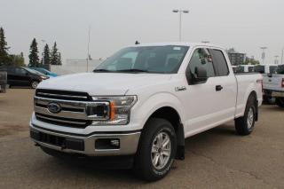 New 2020 Ford F-150 XLT 300A, 4X4 Supercab, 3.3L PFDI, Auto Start/Stop, Cruise Control, Pre-Collision Assist, Rear View Camera, Remote Keyless Entry for sale in Edmonton, AB