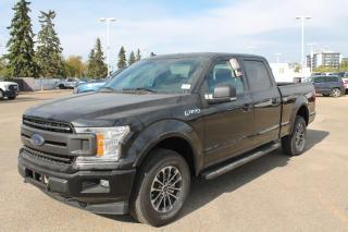 New 2020 Ford F-150 XLT | 5.0L V8 | 4x4 | 301a | Sport Pkg | Tialgate Step for sale in Edmonton, AB