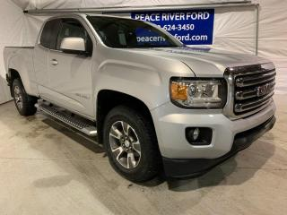 Used 2017 GMC Canyon 4WD SLE for sale in Peace River, AB