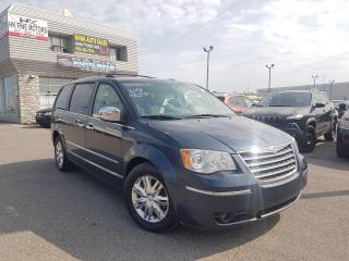 Used 2008 Chrysler Town & Country Limited/NAVI/BACKUP CAMERA/NO ACCIDENT/CERTIFIED!! for sale in Pickering, ON