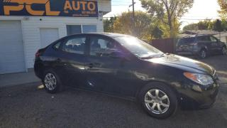 Used 2009 Hyundai Elantra GL for sale in Edmonton, AB