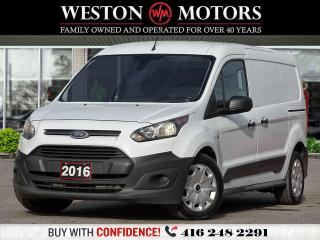 Used 2016 Ford Transit Connect XL*DUAL DOORS*BTOOTH*REVCAM* for sale in Toronto, ON