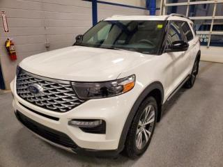 New 2020 Ford Explorer Platinum for sale in Moose Jaw, SK