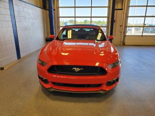 Used 2017 Ford Mustang GT Premium for sale in Moose Jaw, SK