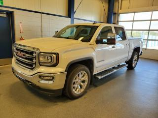 Used 2017 GMC Sierra 1500 SLT for sale in Moose Jaw, SK