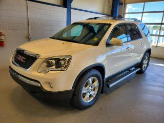 Used 2012 GMC Acadia SLE2 for sale in Moose Jaw, SK
