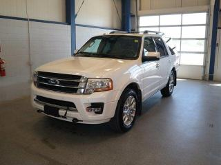 Used 2017 Ford Expedition Limited  for sale in Moose Jaw, SK