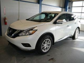 Used 2017 Nissan Murano Platinum for sale in Moose Jaw, SK