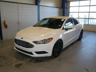 Used 2017 Ford Fusion S for sale in Moose Jaw, SK