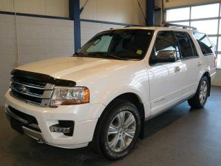 Used 2016 Ford Expedition Platinum for sale in Moose Jaw, SK