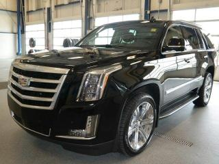 Used 2016 Cadillac Escalade Premium Collection for sale in Moose Jaw, SK
