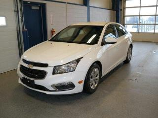 Used 2016 Chevrolet Cruze Limited LT for sale in Moose Jaw, SK