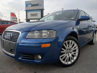 Used 2007 Audi A3 for sale in Ottawa, ON