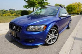 Used 2010 Volvo C30 RARE / R DESIGN / 5 SPD MANUAL / STUNNING COMBO for sale in Etobicoke, ON