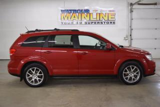 Used 2013 Dodge Journey R/T Rallye for sale in Watrous, SK