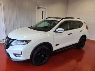Used 2017 Nissan Rogue SV AWD Star Wars Edition for sale in Pembroke, ON