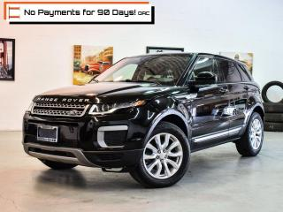 Used 2017 Land Rover Range Rover Evoque SE | AWD | OnStar | Navi | R Cam | Pano | BT | Voi for sale in Pickering, ON