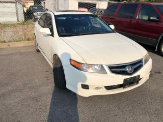 Used 2006 Acura TSX for sale in St Catharines, ON