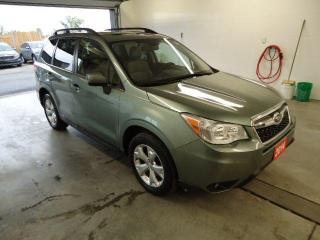 Used 2014 Subaru Forester i Touring for sale in Owen Sound, ON