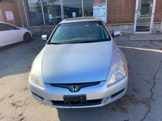 Used 2003 Honda Accord Cpe EX for sale in Hamilton, ON
