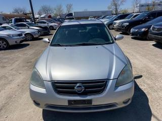 Used 2002 Nissan Altima SE for sale in Hamilton, ON