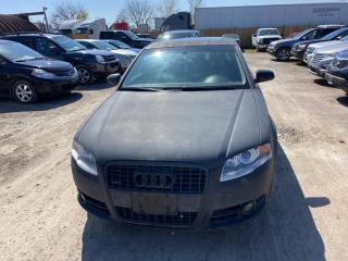 Used 2008 Audi A4 2.0T SE for sale in Hamilton, ON
