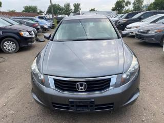 Used 2009 Honda Accord Sedan EX for sale in Hamilton, ON