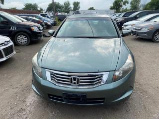 Used 2008 Honda Accord Sdn EX for sale in Hamilton, ON