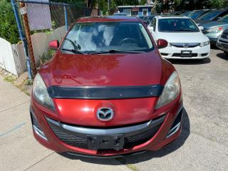 Used 2011 Mazda MAZDA3 GT for sale in Hamilton, ON