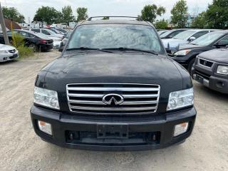 Used 2005 Infiniti QX56 for sale in Hamilton, ON