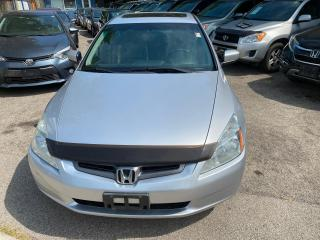 Used 2004 Honda Accord EX for sale in Hamilton, ON