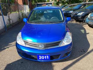 Used 2011 Nissan Versa 1.8 S for sale in Hamilton, ON