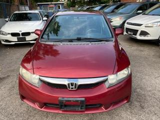 Used 2009 Honda Civic Sdn Sport for sale in Hamilton, ON
