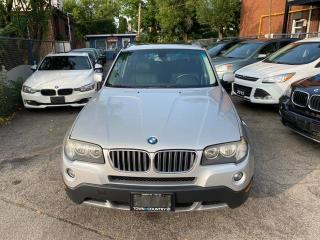 Used 2007 BMW X3 3.0I for sale in Hamilton, ON