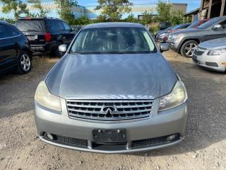 Used 2006 Infiniti M35 X for sale in Hamilton, ON