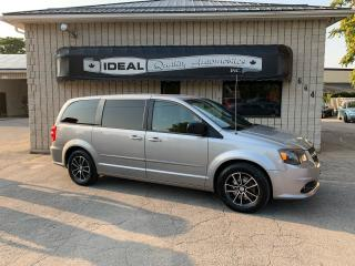 Used 2014 Dodge Grand Caravan SXT for sale in Mount Brydges, ON