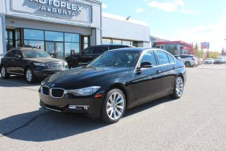Used 2014 BMW 3 Series 320i xDrive for sale in Calgary, AB
