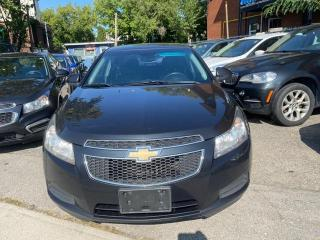 Used 2014 Chevrolet Cruze 2LT for sale in Hamilton, ON