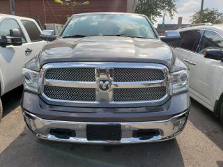 Used 2014 RAM 1500 Longhorn*NAV*COOLED SEATS*LEATHER* for sale in Hamilton, ON