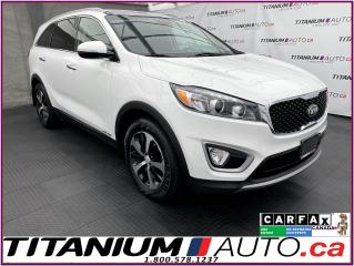 Used 2018 Kia Sorento EX PLUS+AWD+7 Seats+V6+Leather+Pano Roof+Blind Spo for sale in London, ON
