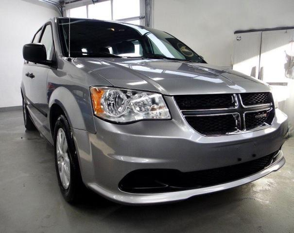 2014 Dodge Grand Caravan SE MODEL,NO ACCIDENT SERVICE RECORDS