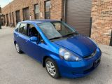 Photo of Blue 2008 Honda Fit