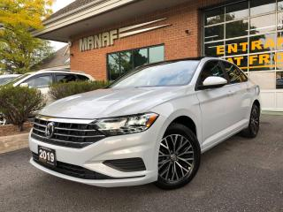 Used 2019 Volkswagen Jetta Highline Panoramic Sunroof R.Cam Heated Seats Cer* for sale in Concord, ON