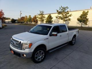 Used 2010 Ford F-150 Crew Cab, Leather, 4X4,3/Y warranty Avai for sale in Toronto, ON