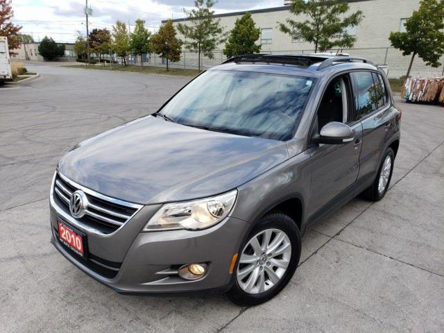 2010 Volkswagen Tiguan 4 Motion, Low KM, 3/Y Warranty available